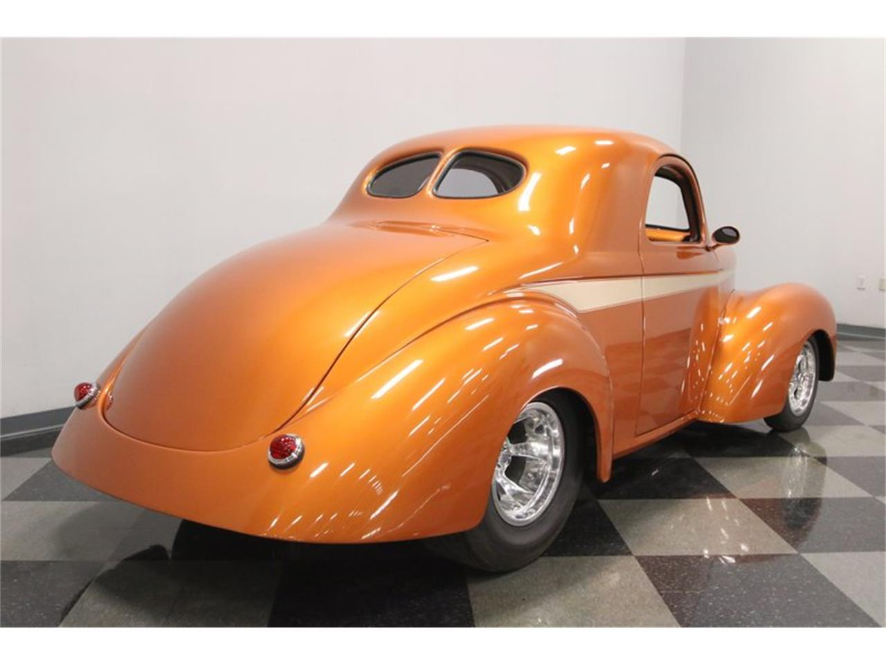 Large Picture of '41 Willys Coupe - $124,995.00 Offered by Streetside Classics - Nashville - Q0K3