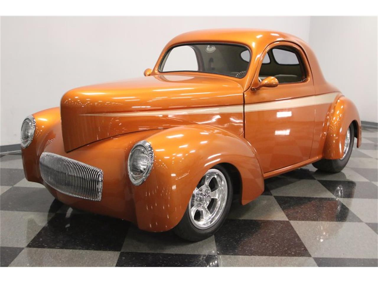Large Picture of Classic 1941 Willys Coupe - Q0K3