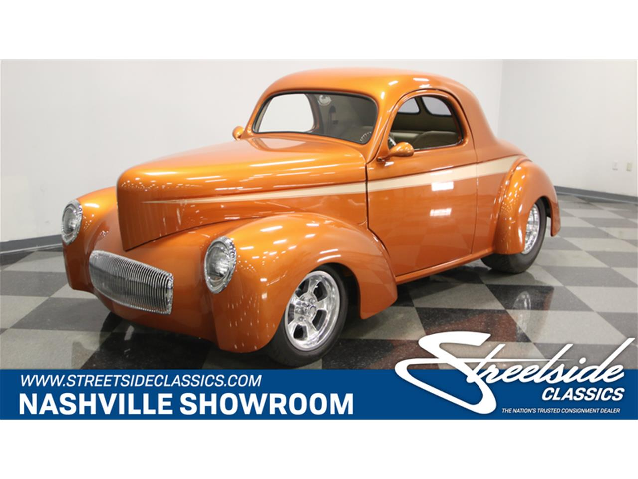 Large Picture of 1941 Willys Coupe located in Tennessee - $124,995.00 - Q0K3