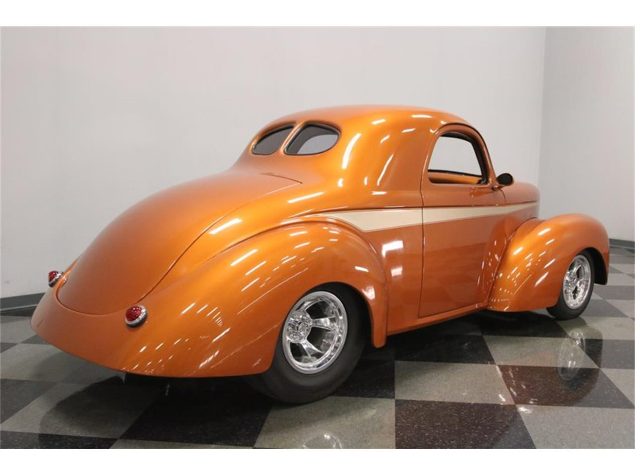 Large Picture of Classic '41 Coupe located in Tennessee Offered by Streetside Classics - Nashville - Q0K3