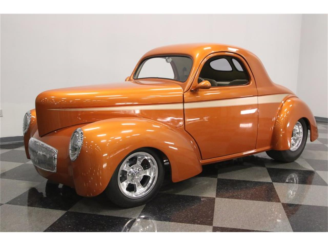 Large Picture of 1941 Willys Coupe - $124,995.00 Offered by Streetside Classics - Nashville - Q0K3