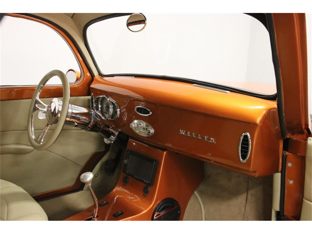 Large Picture of Classic 1941 Willys Coupe Offered by Streetside Classics - Nashville - Q0K3