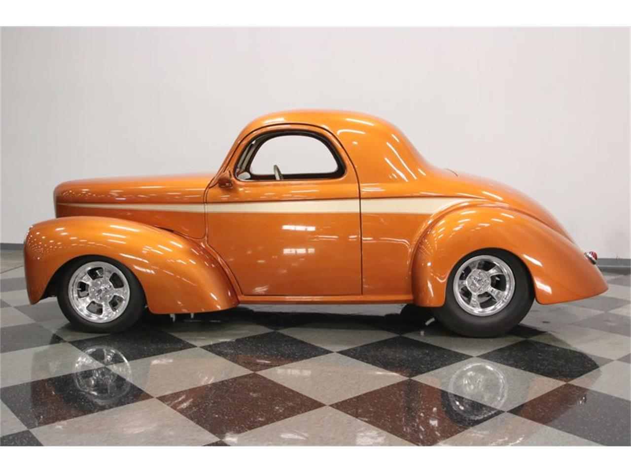 Large Picture of Classic '41 Coupe located in Lavergne Tennessee Offered by Streetside Classics - Nashville - Q0K3
