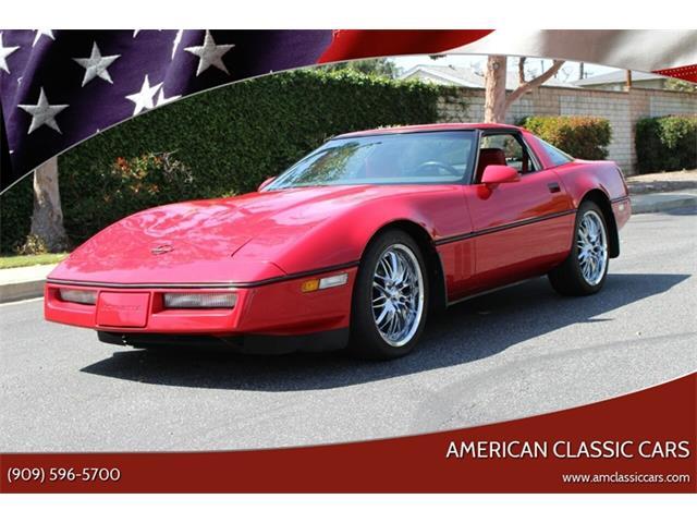 Picture of '86 Corvette located in La Verne California - Q0KD