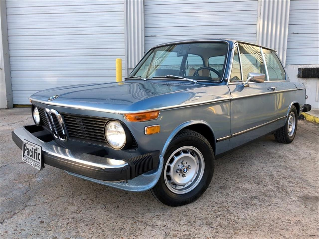 Bmw 2002 For Sale >> 1975 Bmw 2002 For Sale Classiccars Com Cc 1210379