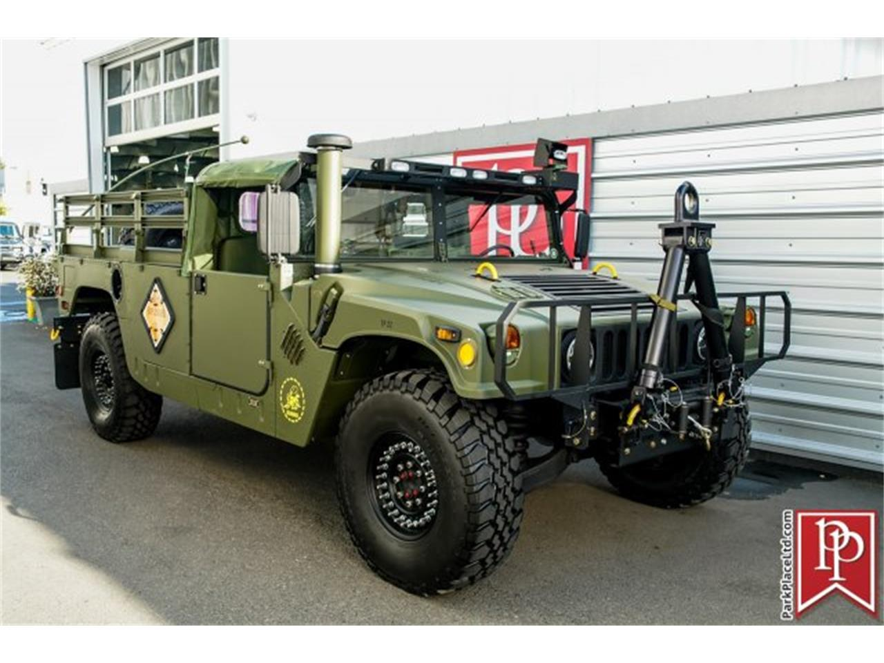 Large Picture of '95 AM General Hummer - $85,950.00 Offered by Park Place Ltd - Q0KF