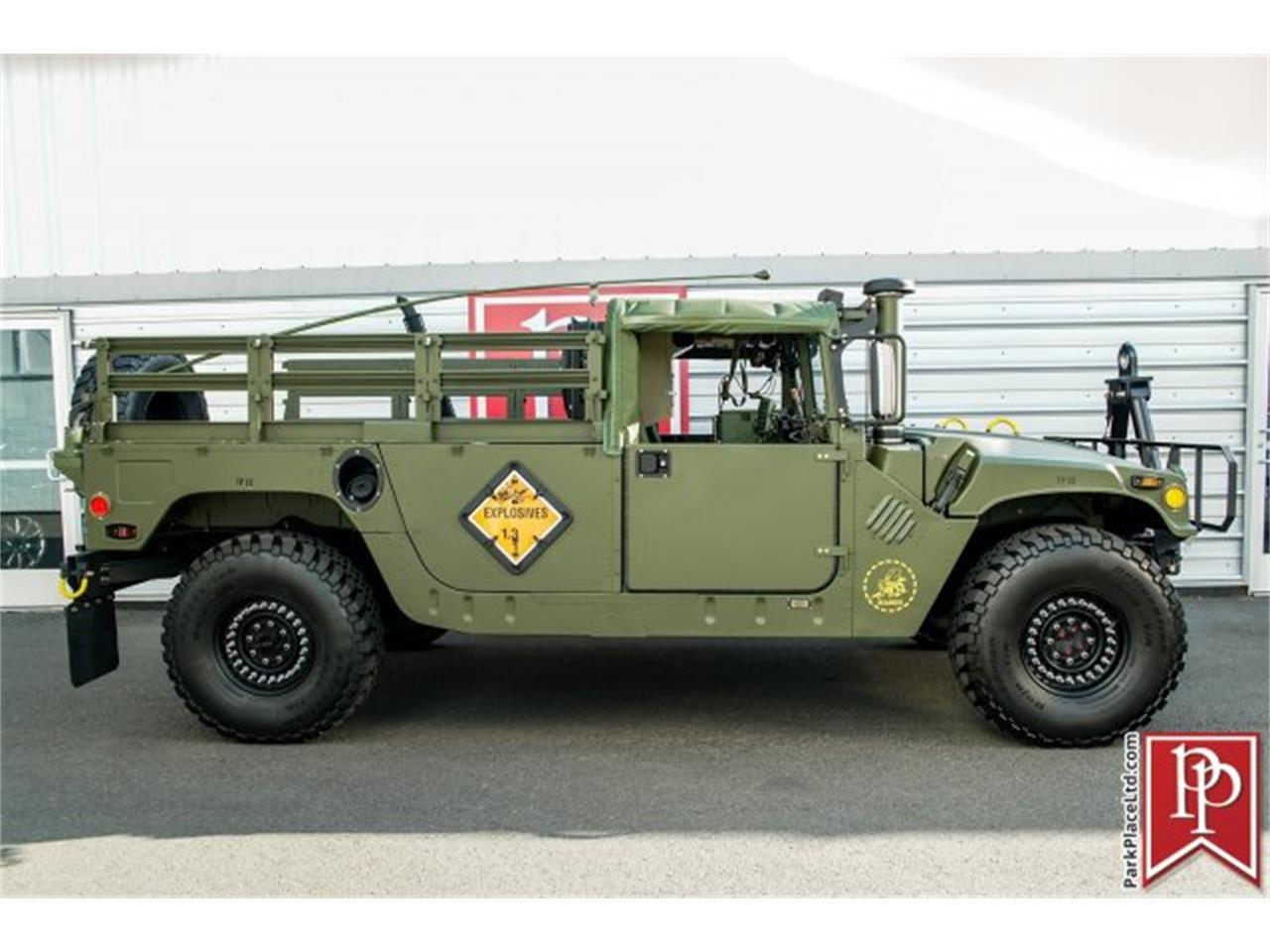 Large Picture of 1995 AM General Hummer located in Washington Offered by Park Place Ltd - Q0KF