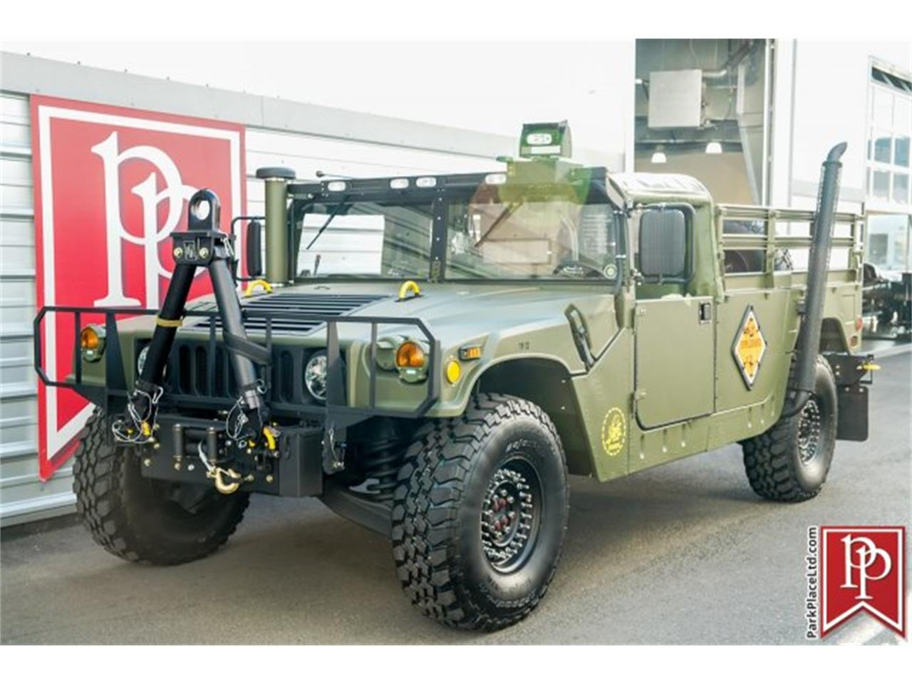 Large Picture of 1995 Hummer located in Washington - $85,950.00 - Q0KF