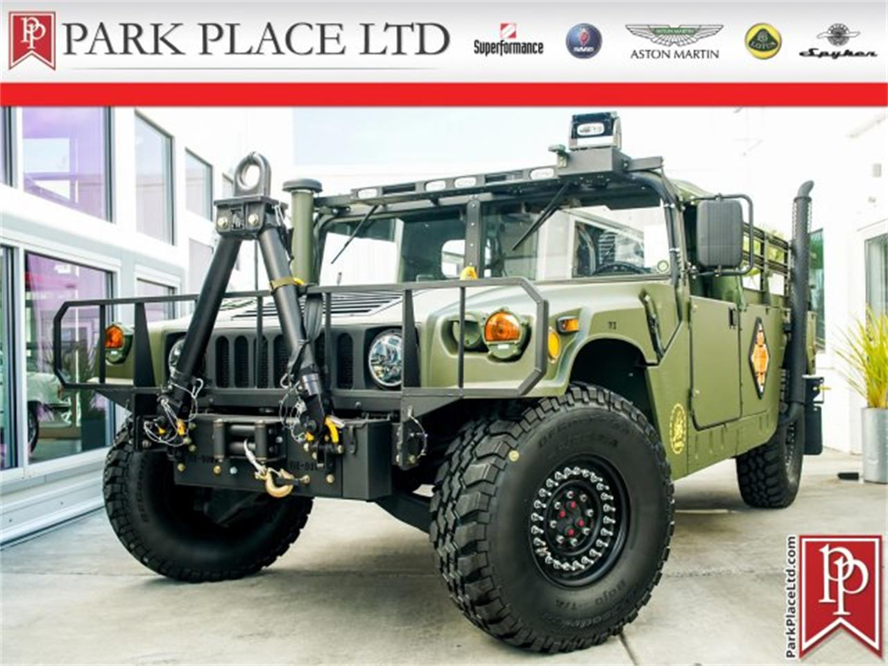 Large Picture of '95 AM General Hummer Offered by Park Place Ltd - Q0KF