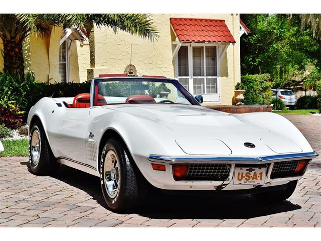 Picture of 1972 Chevrolet Corvette - Q0KL