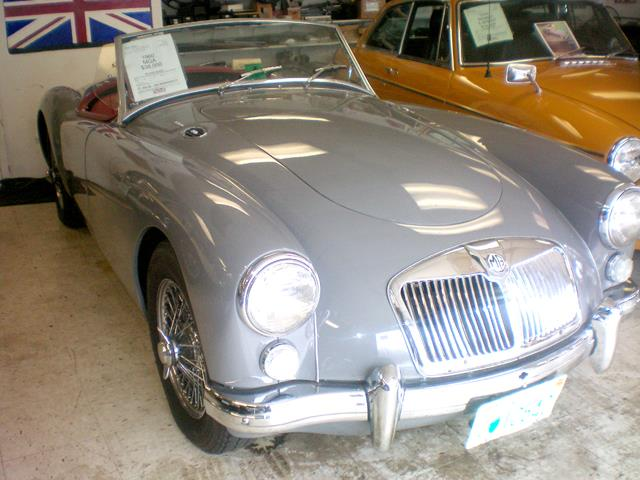 Picture of '60 MGA 1500 - PXXO