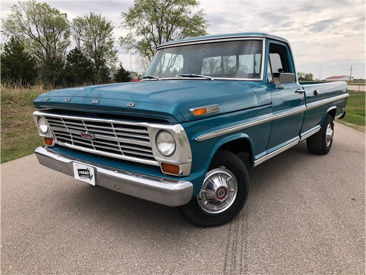 Large Picture of '68 Ford F100 - $5,900.00 Offered by Restore a Muscle Car, LLC - Q0KT