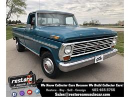 Picture of '68 Ford F100 located in Nebraska - $5,900.00 - Q0KT