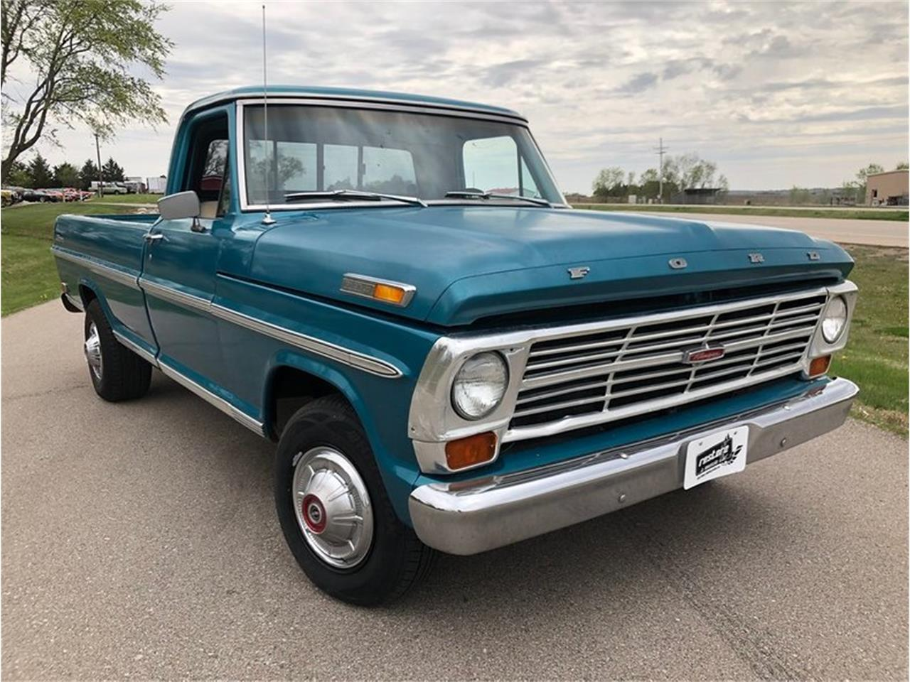 Large Picture of Classic '68 Ford F100 located in Lincoln Nebraska Offered by Restore a Muscle Car, LLC - Q0KT