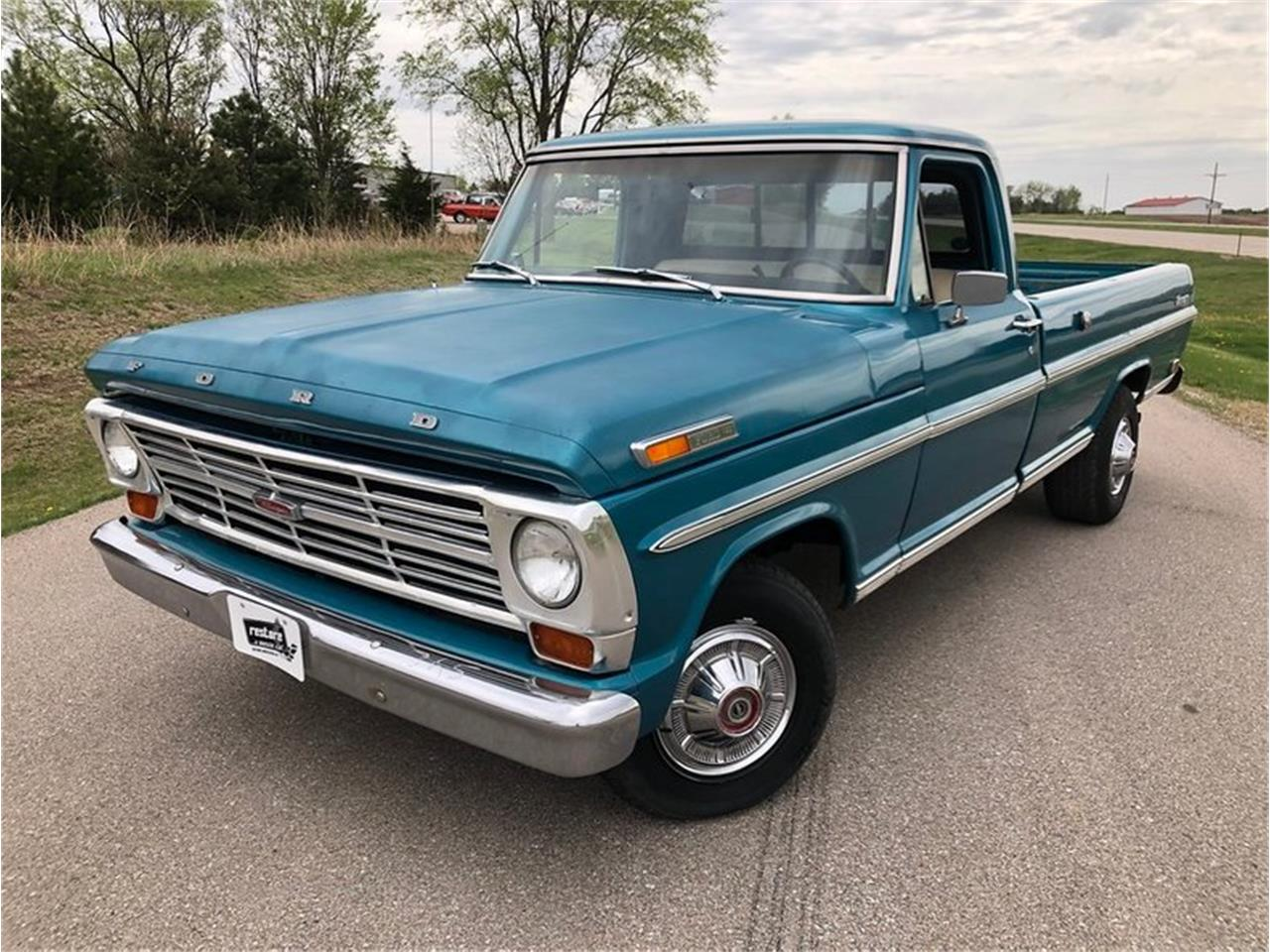 Large Picture of '68 F100 - $5,900.00 Offered by Restore a Muscle Car, LLC - Q0KT