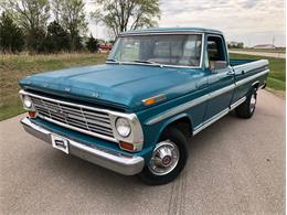 Picture of Classic '68 Ford F100 located in Lincoln Nebraska Offered by Restore a Muscle Car, LLC - Q0KT