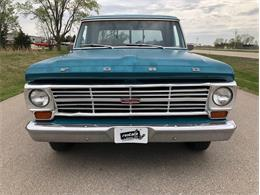 Picture of Classic '68 Ford F100 located in Lincoln Nebraska - Q0KT