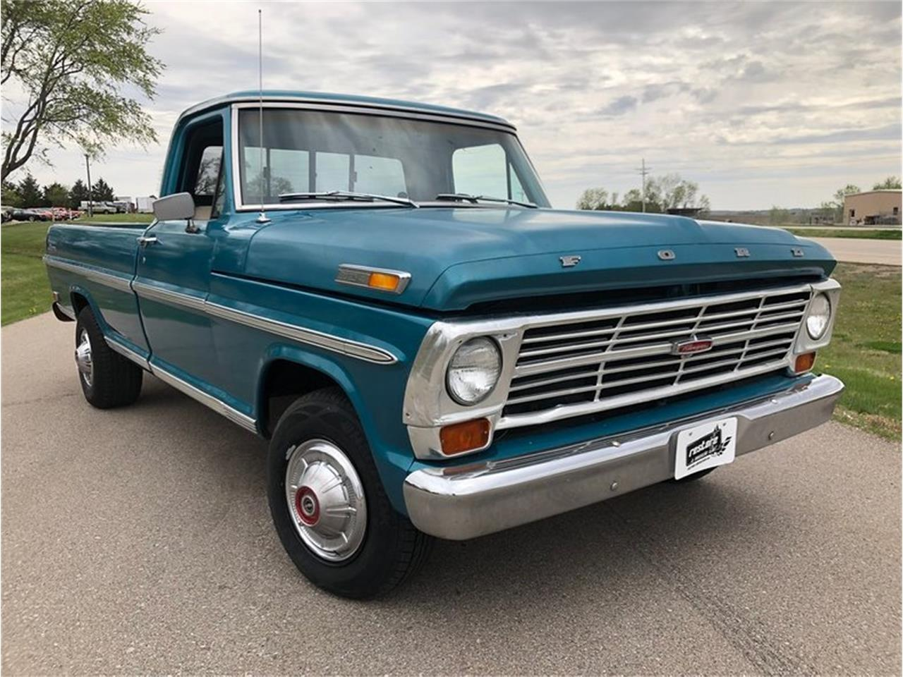 Large Picture of Classic 1968 Ford F100 - Q0KT