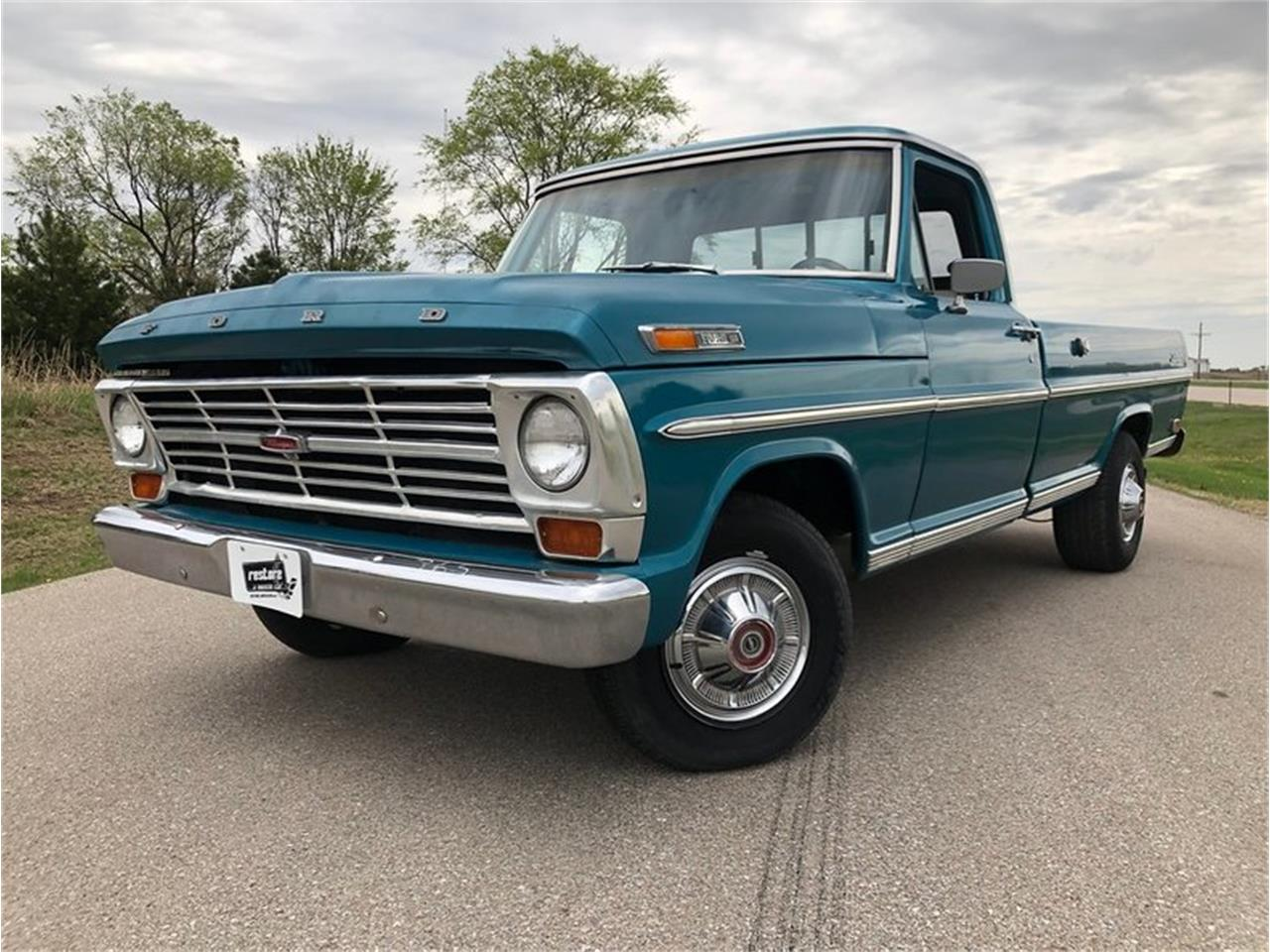 Large Picture of 1968 F100 - $5,900.00 - Q0KT