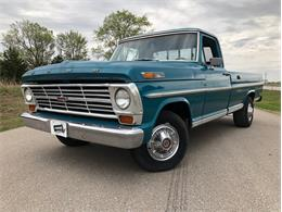 Picture of Classic 1968 Ford F100 located in Nebraska - Q0KT