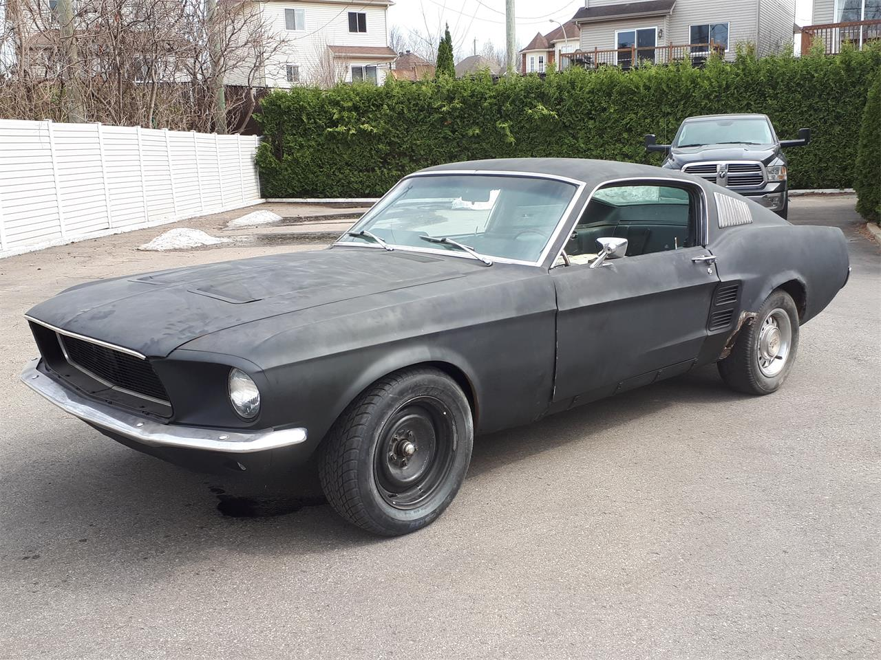 Large Picture of '67 Mustang - PXXP