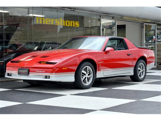 Picture of 1986 Pontiac Firebird Trans Am - $16,900.00 - Q0L8