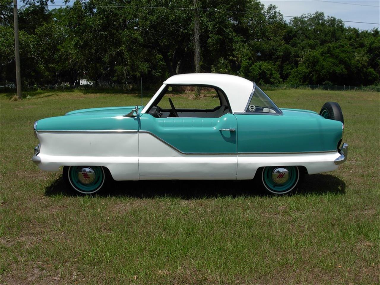 Large Picture of '59 Metropolitan - Q0LS