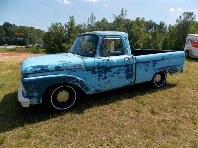 Picture of Classic 1961 Ford F100 located in Cleveland Georgia - $14,900.00 Offered by  - Q0M1