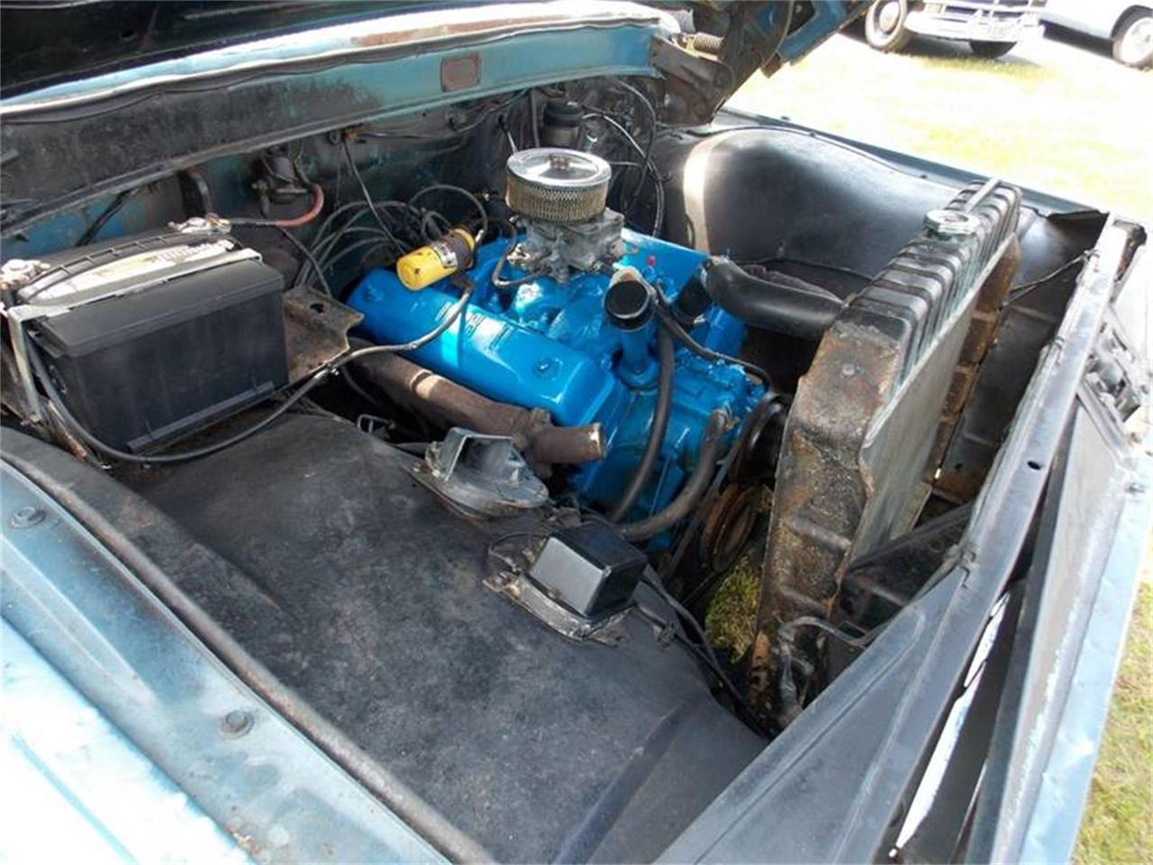 Large Picture of '61 F100 - Q0M1