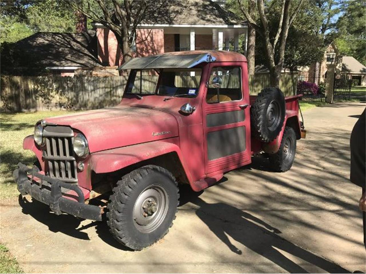 Large Picture of Classic 1955 Jeep - Q0M2