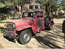 Picture of Classic '55 Willys Jeep Offered by Classic Car Deals - Q0M2