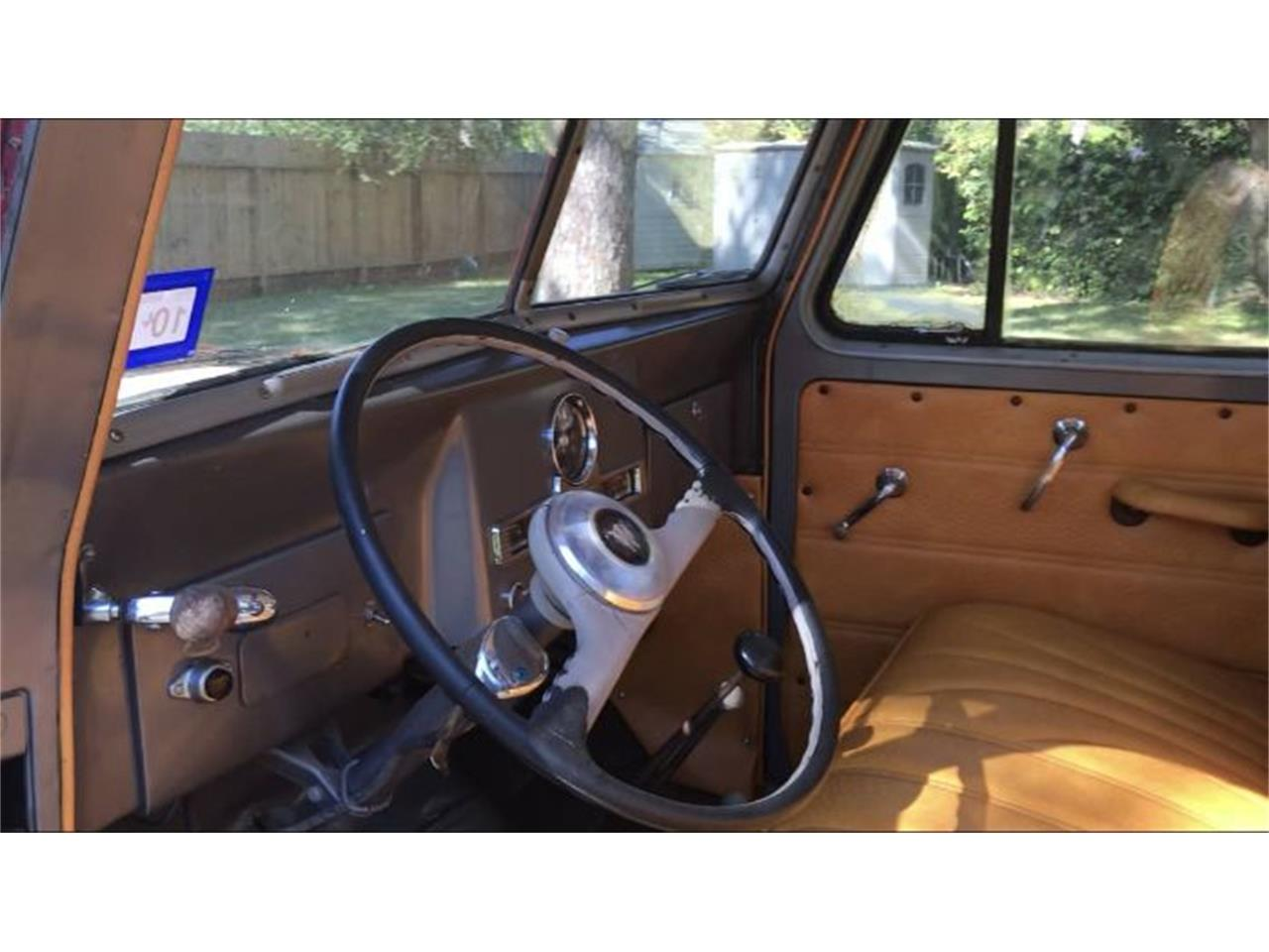 Large Picture of 1955 Willys Jeep located in Michigan - $14,495.00 Offered by Classic Car Deals - Q0M2