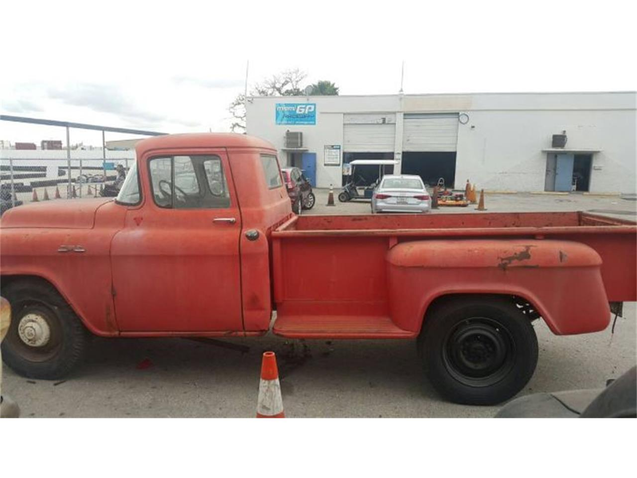 Large Picture of '56 Pickup - Q0M3