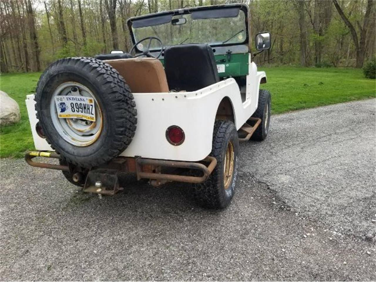 Large Picture of '73 CJ5 - Q0MA