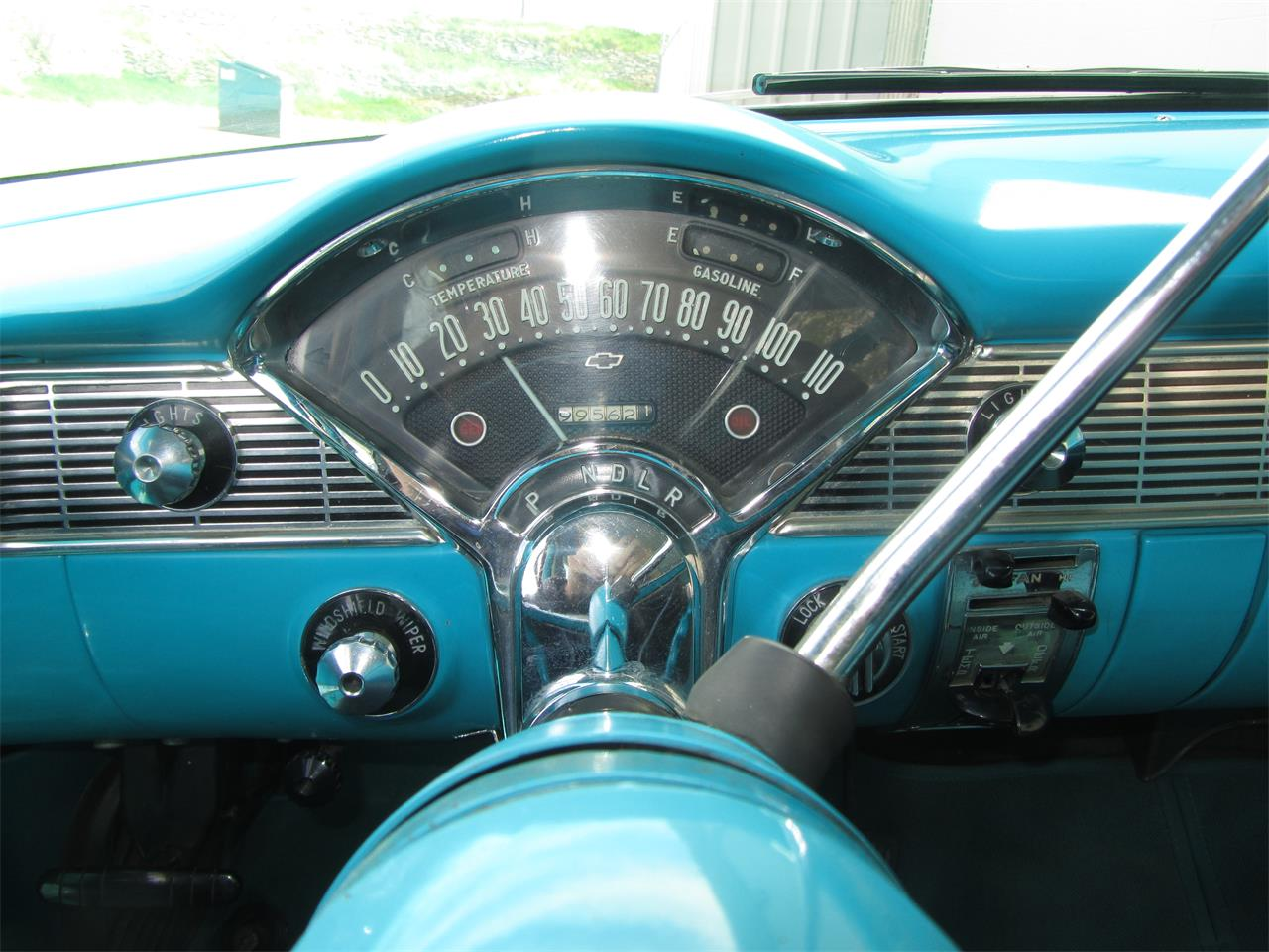 Large Picture of '56 Bel Air - PXXU