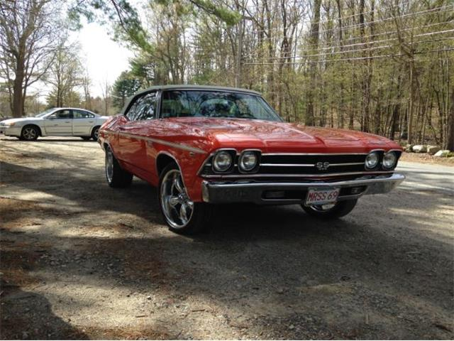 Picture of Classic '69 Chevelle located in Cadillac Michigan - $48,495.00 - Q0MH