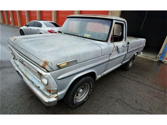 Picture of '71 F100 - Q0ML