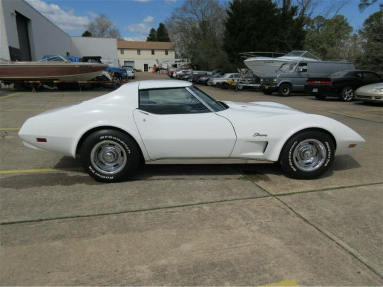 Large Picture of '74 Corvette - $35,495.00 - Q0MN