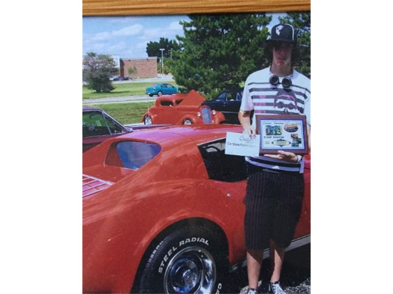 Large Picture of '74 Corvette located in Cadillac Michigan - Q0MP