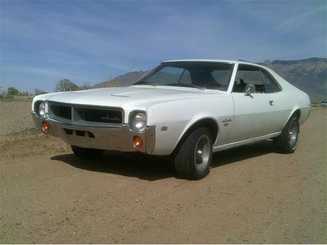 Picture of 1968 AMC Javelin located in Cadillac Michigan - Q0MQ