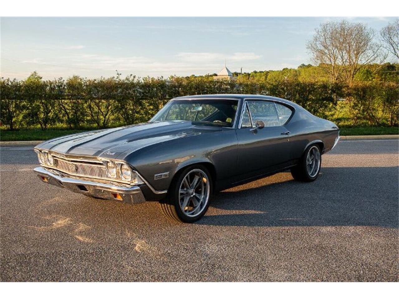 For Sale: 1968 Chevrolet Chevelle in Cadillac, Michigan
