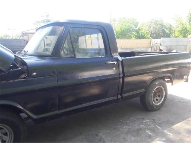 Picture of '71 F100 - Q0N1