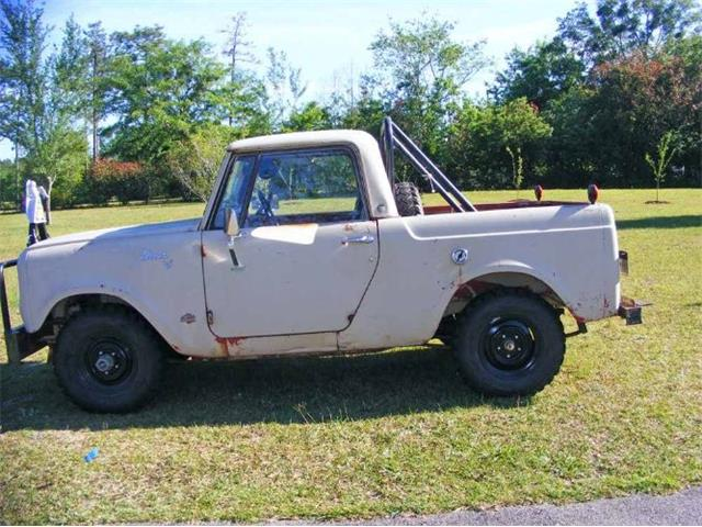Picture of '66 Scout located in Michigan - $8,995.00 Offered by  - Q0N5