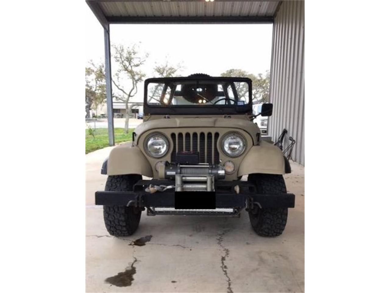 Large Picture of '73 CJ5 - Q0NF