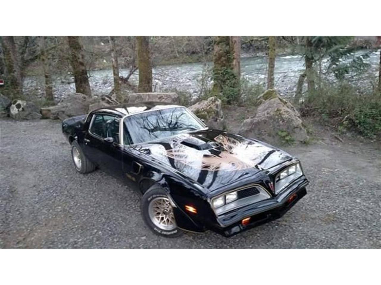 Large Picture of 1977 Pontiac Firebird Trans Am located in Michigan - $20,495.00 Offered by Classic Car Deals - Q0NL