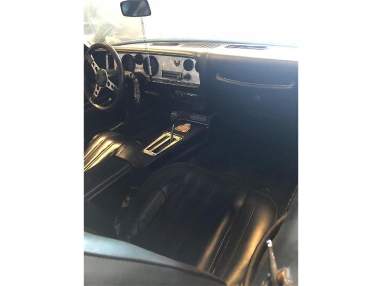 Large Picture of 1977 Firebird Trans Am located in Cadillac Michigan - $20,495.00 Offered by Classic Car Deals - Q0NL