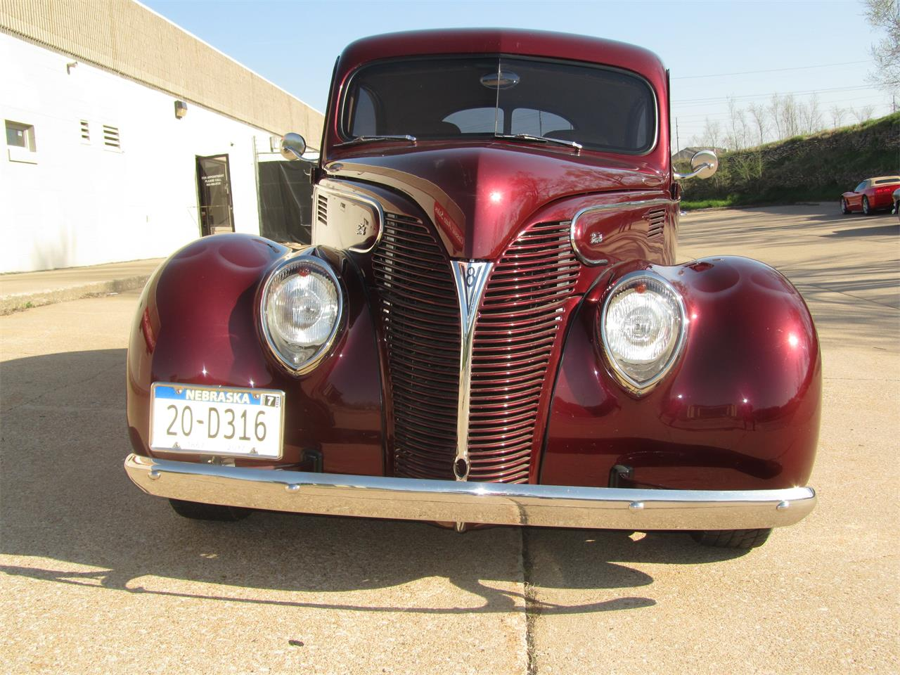 Large Picture of Classic '39 2-Dr Coupe located in Omaha Nebraska - $39,900.00 Offered by Classic Auto Sales - PXXZ