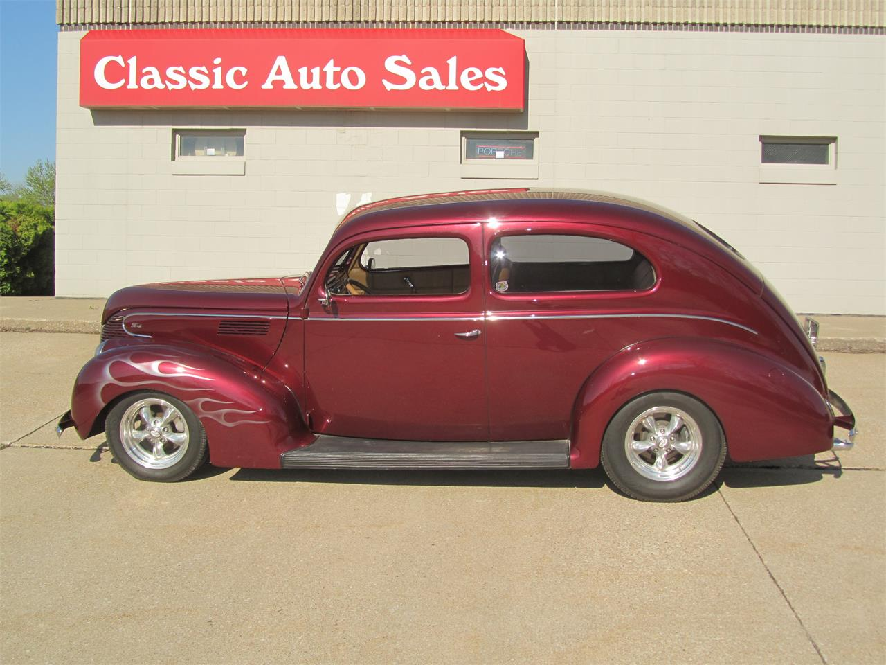 Large Picture of Classic 1939 2-Dr Coupe Offered by Classic Auto Sales - PXXZ