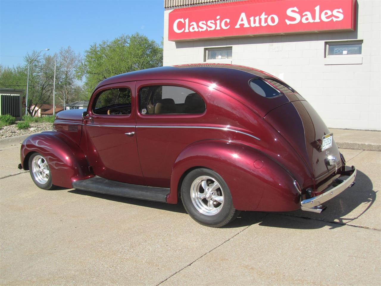 Large Picture of '39 Ford 2-Dr Coupe located in Nebraska - PXXZ