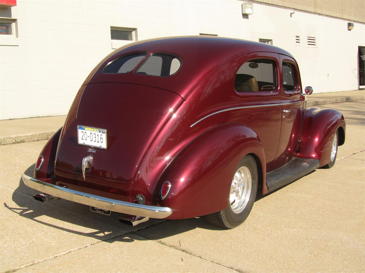 Large Picture of '39 2-Dr Coupe - PXXZ